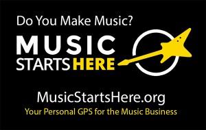 Music Starts Here - MusicStartsHere.org